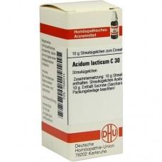 ACIDUM LACTICUM C 30 Globuli 10 g