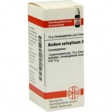 ACIDUM SALICYLICUM D 30 Globuli 10 g