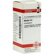 ALFALFA D 6 Globuli 10 g
