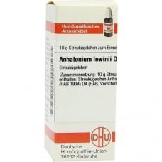 ANHALONIUM lewinii D 4 Globuli 10 g