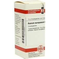 ASARUM EUROPAEUM C 200 Globuli 10 g