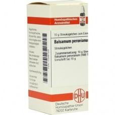 BALSAMUM PERUVIANUM C 30 Globuli 10 g