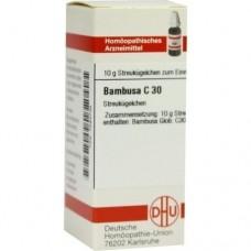 BAMBUSA C 30 Globuli 10 g