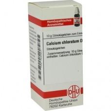 CALCIUM CHLORATUM D 12 Globuli 10 g