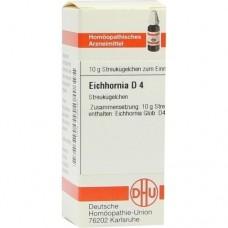 EICHHORNIA D 4 Globuli 10 g