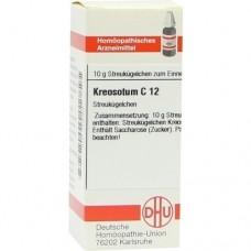 KREOSOTUM C 12 Globuli 10 g