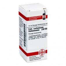 LM CALCIUM carbonicum Hahnemanni VIII Dilution 10 ml