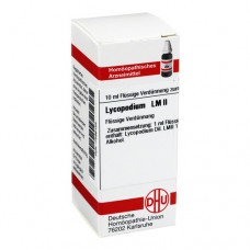 LM LYCOPODIUM II Dilution 10 ml