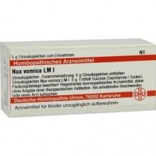 LM NUX vomica I Globuli 5 g