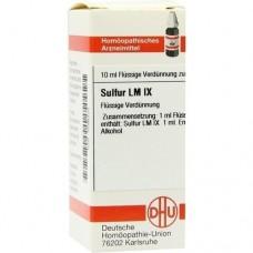LM SULFUR IX Dilution 10 ml