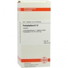 PODOPHYLLUM D 12 Tabletten 200 St