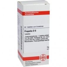 PROPOLIS D 6 Tabletten 80 St