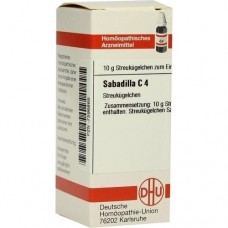SABADILLA C 4 Globuli 10 g