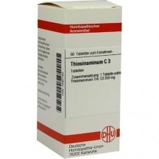 THIOSINAMINUM C 3 Tabletten 80 St