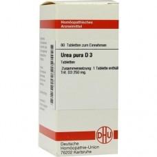 UREA pura D 3 Tabletten 80 St