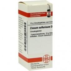 ZINCUM SULFURICUM D 4 Globuli 10 g