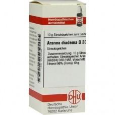 ARANEA DIADEMA D 30 Globuli 10 g