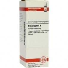 HYPERICUM C 6 Dilution 20 ml