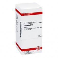 LEPTANDRA D 12 Tabletten 200 St