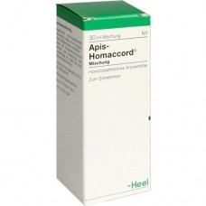APIS HOMACCORD Liquid 30 ml