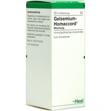 GELSEMIUM HOMACCORD Tropfen 30 ml
