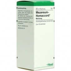MEZEREUM HOMACCORD Tropfen 30 ml