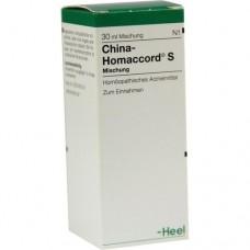 CHINA HOMACCORD S Tropfen 30 ml