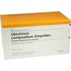 UBICHINON comp.Ampullen 50 St