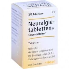 NEURALGIE Tabletten N Cosmochema 50 St