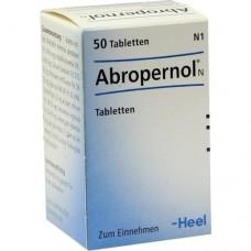 ABROPERNOL N Tabletten 50 St