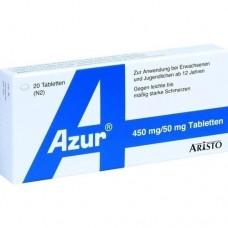AZUR Tabletten 20 St