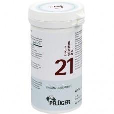 BIOCHEMIE Pflüger 21 Zincum chloratum D 6 Tabl. 400 St