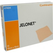 JELONET Paraffingaze 10x10 cm steril 10 St