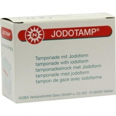 JODOTAMP 50 mg/g 2 cmx5 m Tamponaden 1 St