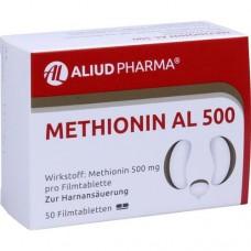 METHIONIN AL 500 Filmtabletten 50 St