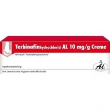 TERBINAFIN HYDROCHLOR.AL 10mg/g Creme 15 g
