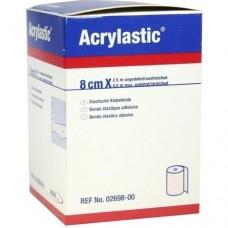 ACRYLASTIC 8 cmx2,5 m Binden 1 St