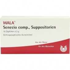 SENECIO COMP.Suppositorien 10X2 g