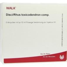 DISCI/Rhus toxicodendron comp.Ampullen 5X10 ml