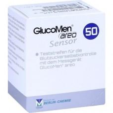GLUCOMEN areo Sensor Teststreifen 50 St