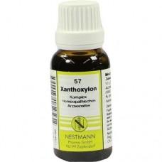 XANTHOXYLON KOMPLEX Nr.57 Dilution 20 ml