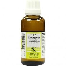 XANTHOXYLON KOMPLEX Nr.57 Dilution 50 ml