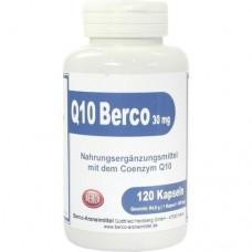 Q10 BERCO 30 mg Kapseln 120 St