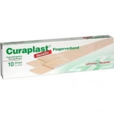 CURAPLAST Fingerverb.sensitiv 2x18 cm 10 St