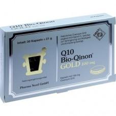 Q10 BIO Qinon Gold 100 mg Pharma Nord Kapseln 30 St