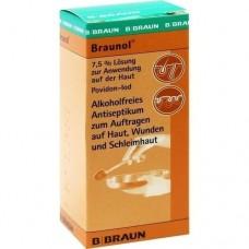 BRAUNOL Schleimhautantiseptikum 30 ml