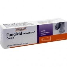 FUNGIZID ratiopharm Creme 20 g