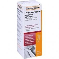HYDROCORTISON ratiopharm 0,5% Spray 30 ml