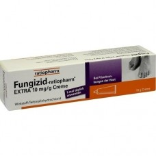 FUNGIZID ratiopharm Extra Creme 15 g