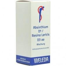 ABSINTHIUM D 1 Resina Laricis D 3 aa Dilution 50 ml